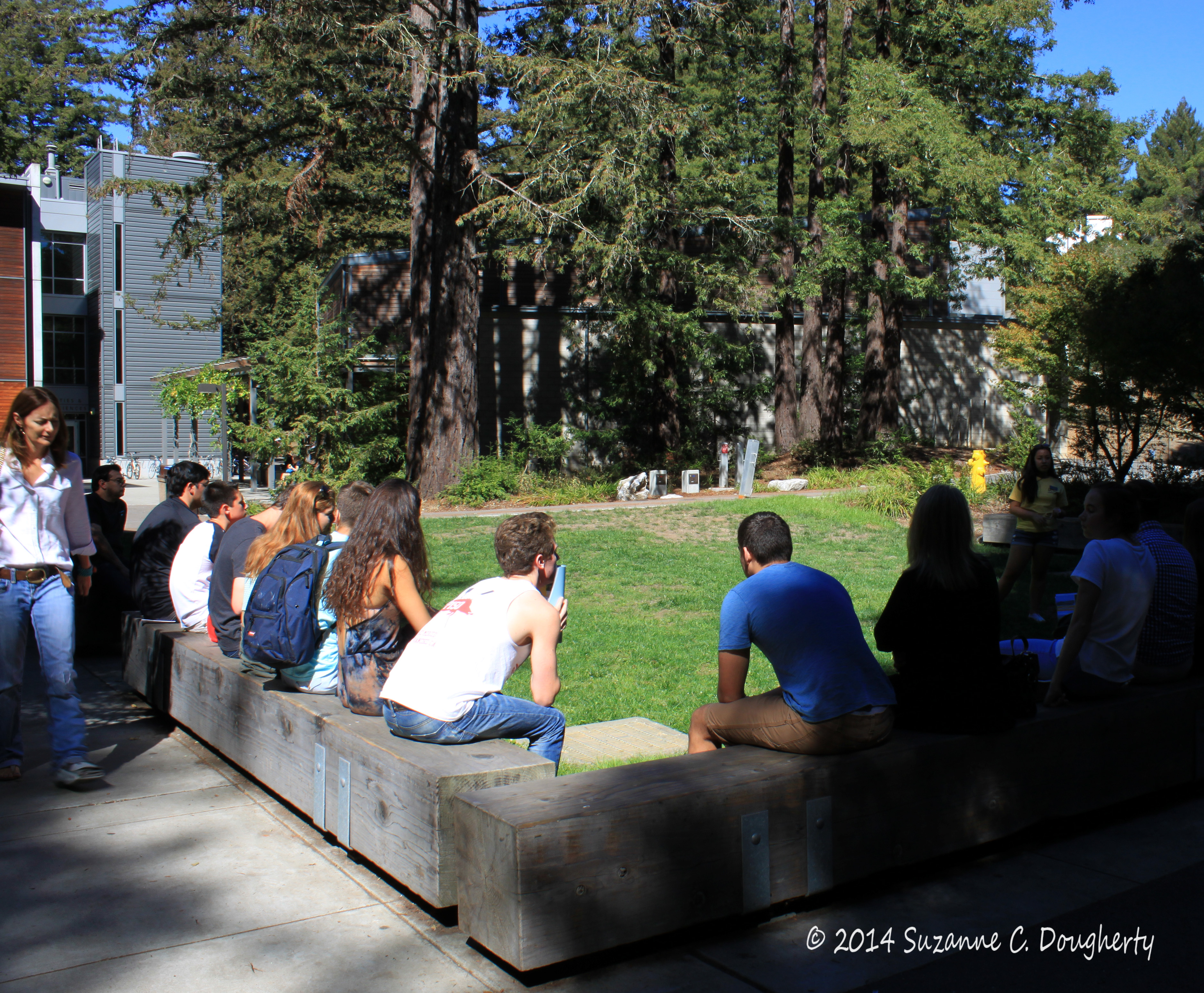uci campus tour guide application