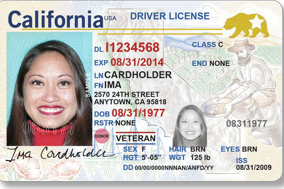 refusing to show drivers license for job application