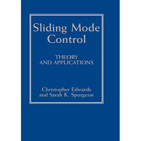sliding mode control theory and applications c edwards