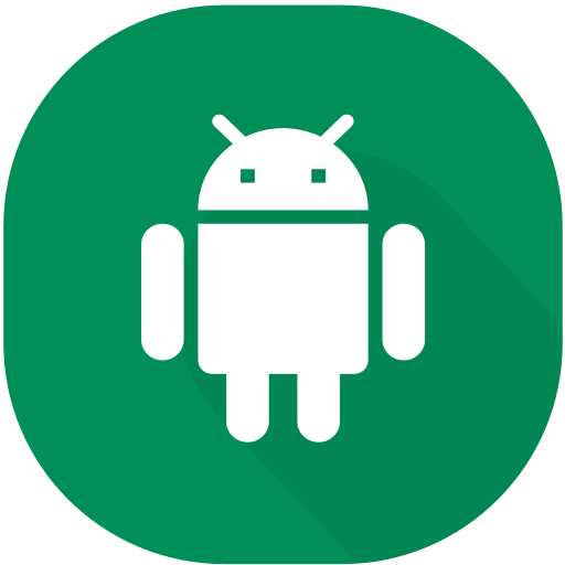 android installed application without logo