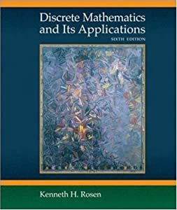 discrete mathematics and its applications pearson