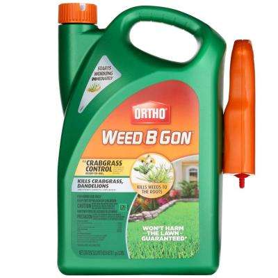 application of weed b gon