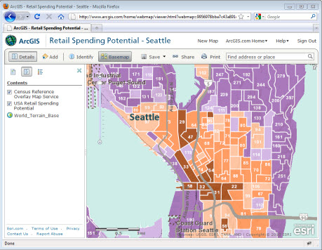 arcgis online application templates gallery