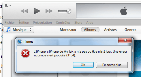 comment stocker les applications sur itunes