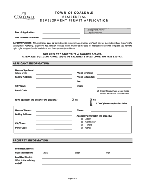 how to fill out an application for permit to import