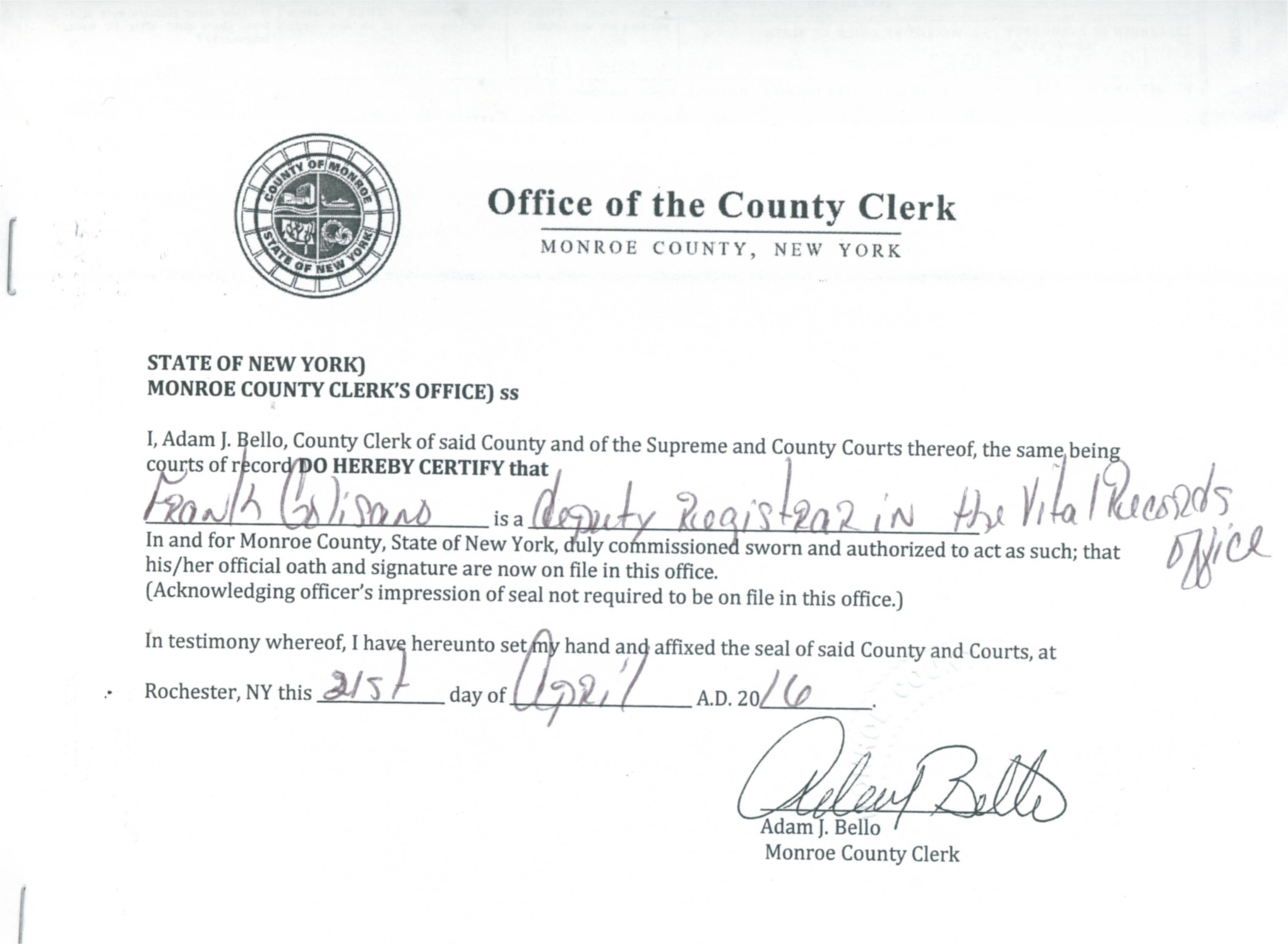 monroe county department of social services application