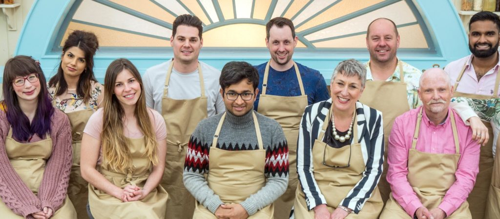 the great canadian baking show application